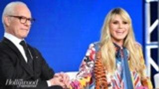 Heidi Klum and Tim Gunn on Why They Made 'Making the Cut'   THR News