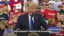 La rebelión de Trump contra los lavavajillas y las cisternas