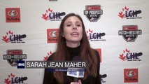 #CHLKTP Arrivals: OHL Stars on Team Red