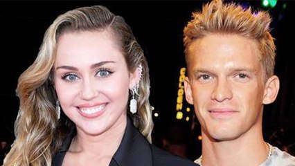 Miley Cyrus Gives Cody Simpson A Very PERSONAL Birthday Gift!