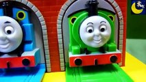 Thomas and Friends Pop Up Pals Pop Up Toy with James, Percy and Thomas the Train-