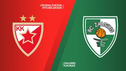 EuroLeague 2019-20 Highlights Regular Season Round 19 video: Zvezda 70-76 Zalgiris