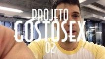 Scanneando o Corpitcho - Projeto Gostosex 02 - EMVB - Emerson Martins Video Blog 2014