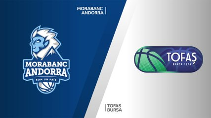 7Days EuroCup Highlights Top 16, Round 2: Andorra 63-69 Tofas
