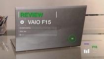 Review | Notebook Vaio F15 | #OlharDigital