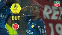 But Dereck KUTESA (45ème +1) / Amiens SC - Stade de Reims - (1-1) - (ASC-REIMS) / 2019-20
