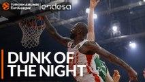 Endesa Dunk of the Night: James Gist, Crvena Zvezda mts Belgrade