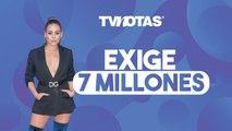 Danna Paola pidió 7 millones extras o no volvía a La Academia, tras pleitazo