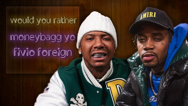 Moneybagg Yo and Fivio Foreign plan their own 'Scarface' sequel