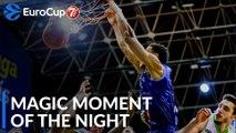 7DAYS Magic Moment of the Night: Tyson Perez, MoraBanc Andorra