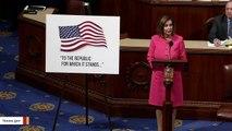'Do You Paint Houses Too?' Pelosi Quotes 'The Irishman' While Slamming Trump