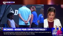 Incendies: risque pour l'Open d'Australie ? - 15/01