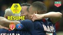 AS Monaco - Paris Saint-Germain (1-4)  - Résumé - (ASM-PARIS) / 2019-20