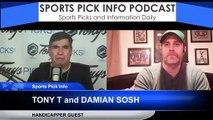 Utah Arizona College Basketball Pick Tony T Damian Sosh 1/16/2020
