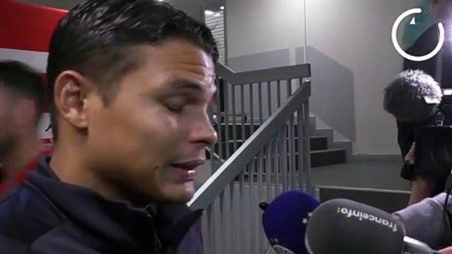 Thiago Silva rend hommage à l'AS Monaco