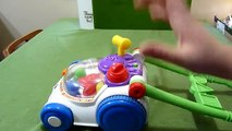 Fisher-Price Laugh and Learn Learning Lawn Mower Popper Review