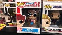 Where's Waldo Funko Pop Vinyl Figure