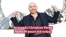 Celebrating Pitbull's Birthday