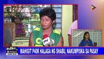 Mahigit P40K halaga ng shabu, nakumpiska sa Pasay