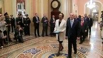 Impeachment já está no Senado americano