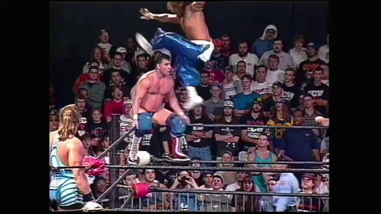 Can-Am Express vs RVD & Sabu