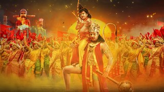 Robert : Darshan as Hanuman is getting all attention for 2nd poster | FILMIBEAT KANNADA
