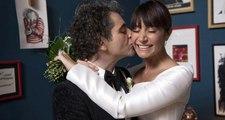 Önceki gün evlenen Sıla ve Hazer Amani çiftinden ilk paylaşım geldi