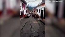 Un coureur colombien perd son sponsor après avoir donné un coup de pied à un chien