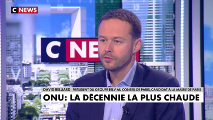David Belliard - CNews jeudi 16 janvier 2020