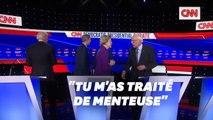 Bernie Sanders et Elizabeth Warren filmés en train de se traiter de menteurs