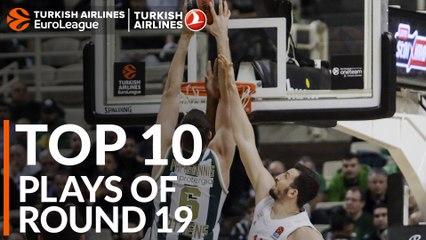Regular Season, Round 19: Top 10 plays