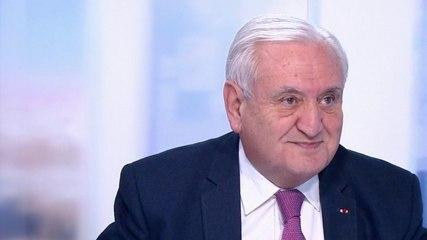 Jean-Pierre Raffarin - France 2 jeudi 16 janvier 2020