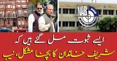 NAB has strong evidence against Sharif family