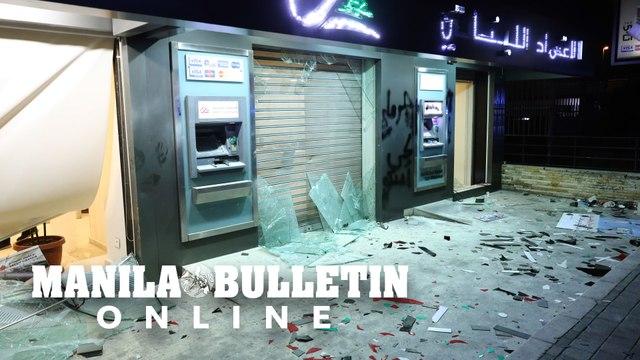 Lebanon anti-bank protests rock Beirut for second night