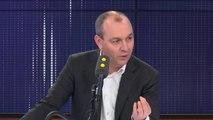 """""""Je n'en peux plus"""", Laurent Berger en colère contre les attaques, les menaces, les """"conneries"""" qui circulent sur les réseaux sociaux"""