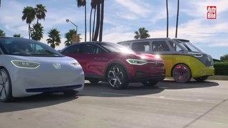 VÍDEO: Estos son todos los Volkswagen eléctricos que van a llegar antes del 2025
