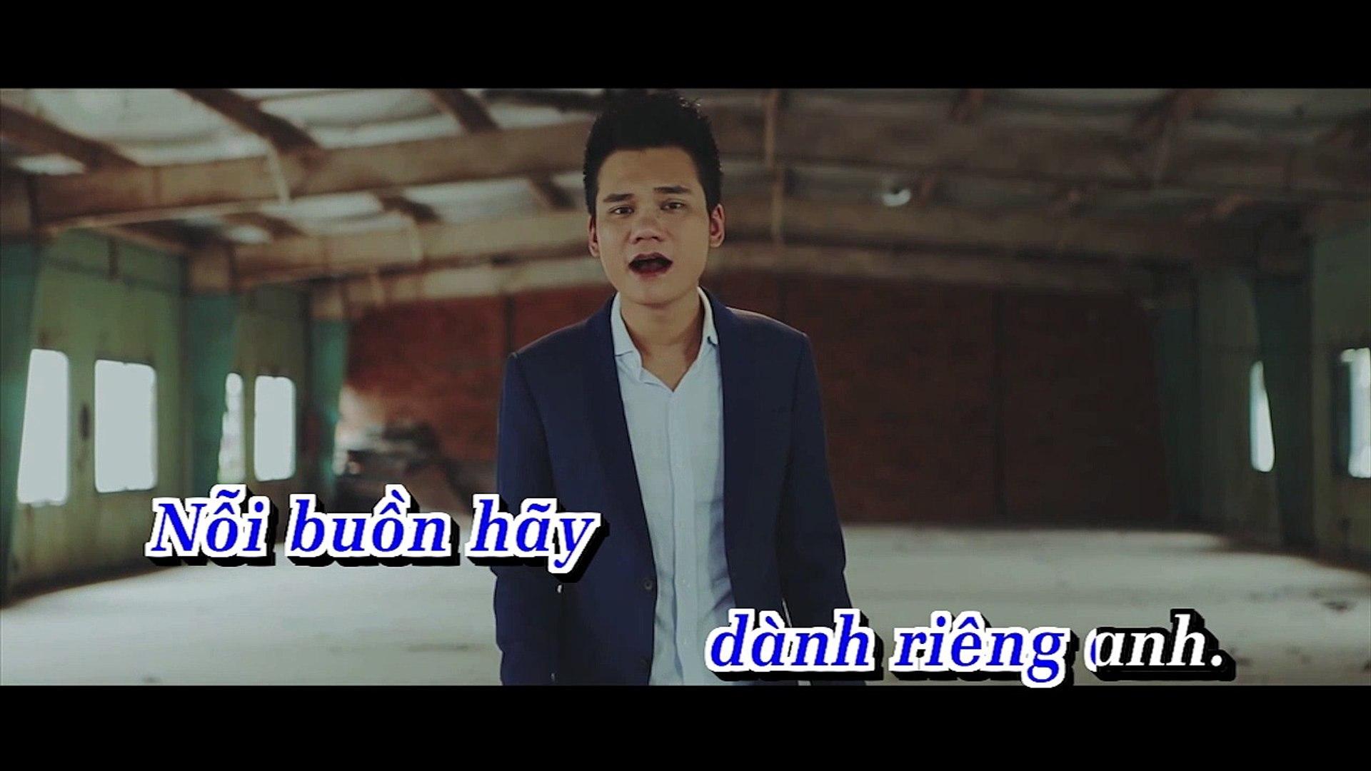[Karaoke] Cuối Cùng - Khắc Việt [Beat]