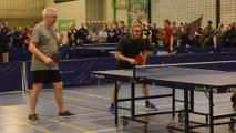Championnats provinciaux namurois de tennis de table : les épreuves des doubles (5)