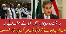 FM Qureshi's important video message for nation