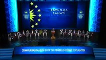 Cumhurbaşkanı Erdoğan - Savunma sanayinde yapılan yatırımlar