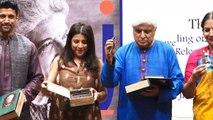 Farhan-Shibani, Zoya Akhtar, Shabana Azmi and others attend The world of Javed Akhtar exhibition