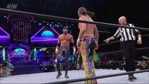 Kenny Omega & Adam Hangman Page vs. Young Bucks vs. Best Friends vs. Santana & Ortiz