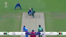 Shakib gets 5-for and 50!   Bangladesh v Afghanistan - Match Highlights   ICC Cricket World Cup 2019