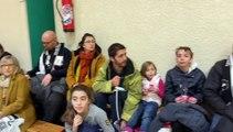 SOUVENIR MATCH BUROS COUPE DE FRANCE SENIORS FEMININES