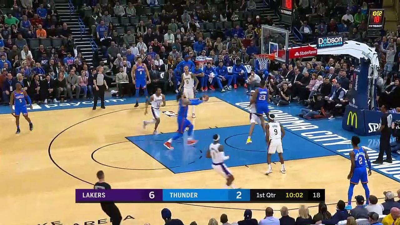NBA'de 12. Haftanın En Güzel Oyunları