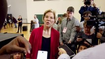 New Poll Bad News For Warren