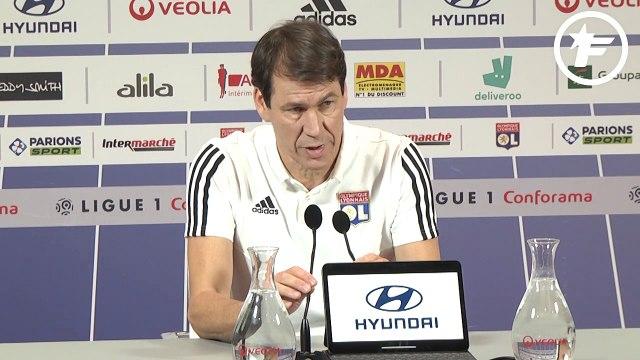 OL : Rudi Garcia peste contre le calendrier