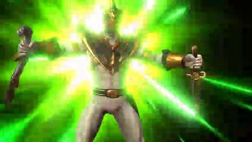Power Rangers Battle for the Grid - League Announcement