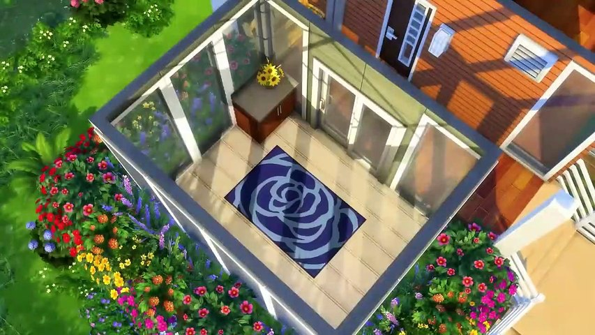 The Sims 4 Tiny Living - Trailer