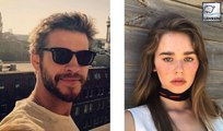 Liam Hemsworth and New Girlfriend Gabriella Brooks Are Getting Serious